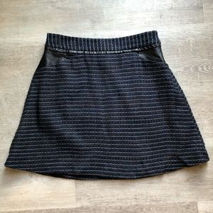 The Limited tweed skirt size 0